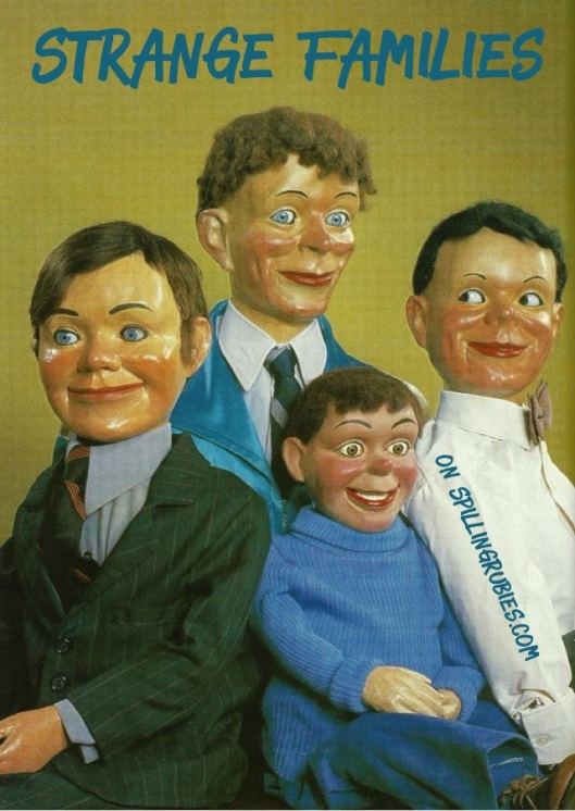 Strange Family ready